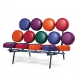 Vitra: Rubriques - Mobilier - Marshmallow Sofa