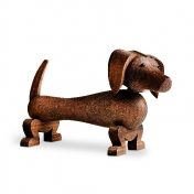 Kay Bojesen Denmark: Categories - Gifts - Kay Bojesen Wooden Figure Dog
