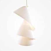 Ingo Maurer: Brands - Ingo Maurer - Willydilly Suspension Lamp