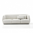 Moroso: Categories - Furniture - Redondo Sofa 4-seater