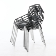 Magis: Kategorien - Möbel - Chair One 4er Set