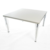 Kartell: Categories - Furniture - Top Top Dinner Table 130