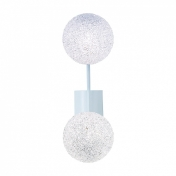 Lumen Center Italia: Brands - Lumen Center Italia - Ice Globe Micro A2 Wall Lamp