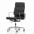Vitra: Marcas - Vitra - EA 219 Soft Pad Chair Swivel Chair