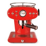 francis & francis for Illy: Brands - francis & francis for Illy - X1 Ground Espresso machine