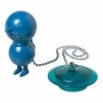 Alessi: Rubriques - Accessoires - Mr. Suicide - Bouchon de baignoire