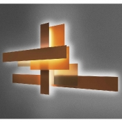 Foscarini: Categories - Lighting - Fields Wall Lamp
