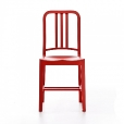 EMECO: Categor&iacute;as - Muebles - Coca Cola - 111 Navy Chair - Silla