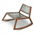 Skagerak: Categories - Furniture - Sway Rocking Chair
