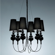 Metalarte: Categories - Lighting - Josephine Queen 6 Candelabra