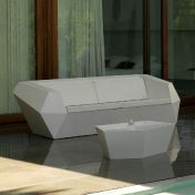 Vondom: Brands - Vondom - Faz Sofa Two Seater