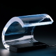 Oluce: Categories - Lighting - Colombo Table Lamp
