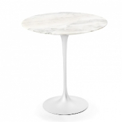 Knoll International: Rubriques - Mobilier - Saarinen - Table d'Appoint, 51cm