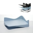 Alessi: Categories - Accessories - Parq Document tray