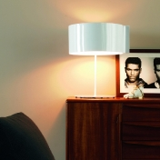 Oluce: Brands - Oluce - Switch 206 Table Lamp