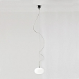 Prandina: Categories - Lighting - Zero S1 Suspension Lamp