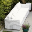 Jan Kurtz: Brands - Jan Kurtz - Mercy 3-Seater Outdoor Sofa