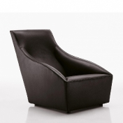 Molteni & C: Categories - Furniture - Doda Swivel Armchair