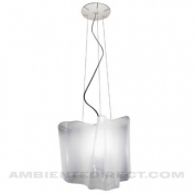 Artemide: Categories - Lighting - Logico Sospensione Singola Suspension Lamp