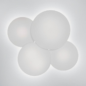Vibia: Brands - Vibia - Puck 4 Ceiling Lamp