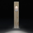 Oluce: Categories - Lighting - Ela Outdoor Lamp