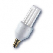 QualityLight: Marcas - QualityLight - FLUO E14 compacto 5W