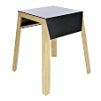 Jan Kurtz: Rubriques - Mobilier - Aino - Tabouret Empilable 