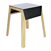 Jan Kurtz: Categories - Furniture - Aino Stool Stackable