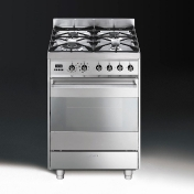 Smeg: Collections - Smeg Standing gas cooker - C6GMXD8 Gas Cooker