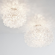 Kartell: Categories - Lighting - Bloomt Ball Ceiling- Wall Lamp