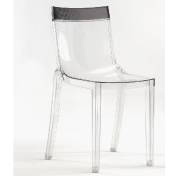 Kartell: Categories - Furniture - Hi Cut Chair
