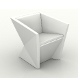 Vondom: Categories - Furniture - Faz Armchair