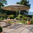 Weish&auml;upl: Categories - Furniture - Free-hanging Umbrella round