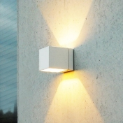 lumini: Brands - lumini - Kube HALO Wall Lamp