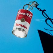 Ingo Maurer: Brands - Ingo Maurer - Canned Light Wall Lamp