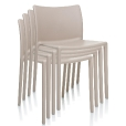 Magis: Kategorien - Möbel - Air Chair 4er Set