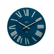 Alessi: Categories - Accessories - Firenze Wall Clock