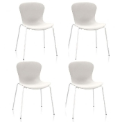 Fritz Hansen: Categories - Furniture - Nap Chair Set Of 4