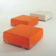 Kartell: Rubriques - Mobilier - Plastics Pouf