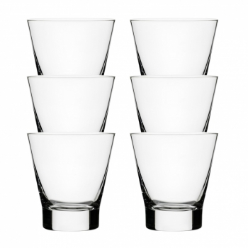 Aarne - Glass set of 6
