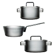 iittala: Rubriques - Accessoires - Tools - Set de 3 casseroles