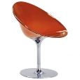 Kartell: Categories - Furniture - Eros Swivel Chair