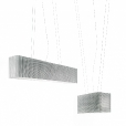 LucePlan: Brands - LucePlan - Plissé Suspension Lamp