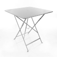 Fermob: Rubriques - Mobilier - Bistro - Table pliante 71x71cm