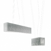 LucePlan: Categories - Lighting - Plissé Suspension Lamp