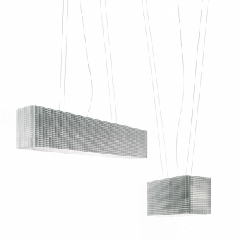 Plissé Suspension Lamp