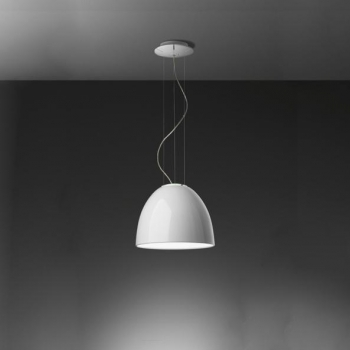 Nur Mini Gloss Halo Suspension Lamp