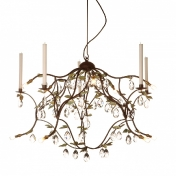 Anthologie Quartett: Categories - Lighting - Jahreszeiten 90 Chandelier