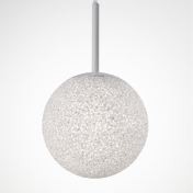 Lumen Center Italia: Categories - Lighting - Ice Globe Micro Suspension Lamp