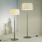 Santa + Cole: Categories - Lighting - Diana  | Diana Mayor floor lamp